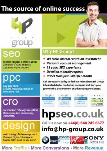 Display Advert for HPSEO