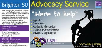 SARS poster for UBSU